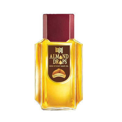 BAJAJ ALMOND DROP HAIR OIL 200ML