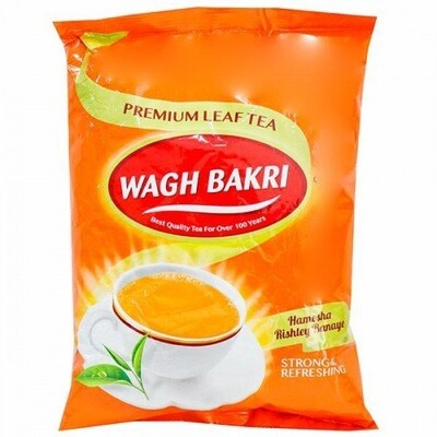 WAGHBAKRI LOOSE TEA POUCH 1KG