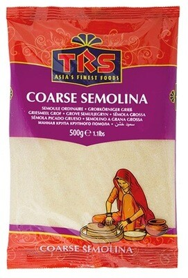 TRS SEMOLINA COARSE 500GM