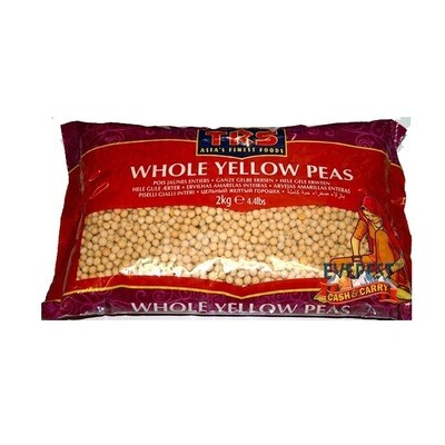 TRS WHOLE PEAS YELLOW 2KG
