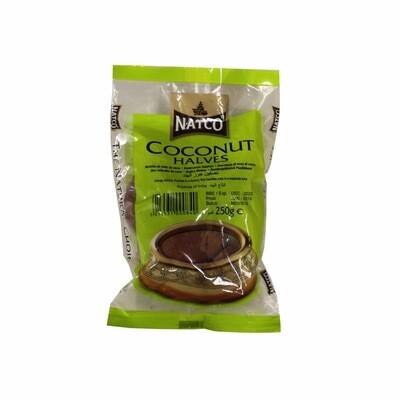 NATCO COCONUT HALVES 250GM