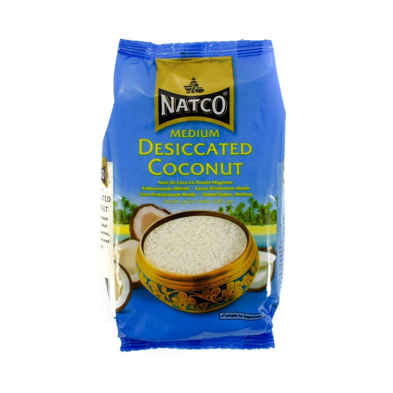 NATCO DESICATED COCONUT MEDIUM 300GM