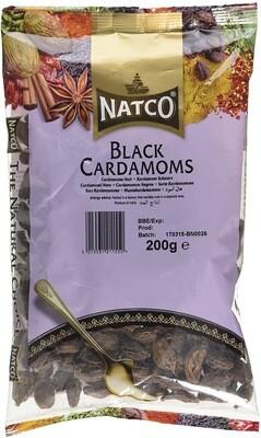 NATCO CARDAMOM BLACK 200GM