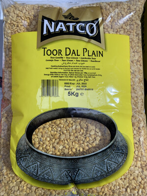 NATCO TOOR DALL 5KG