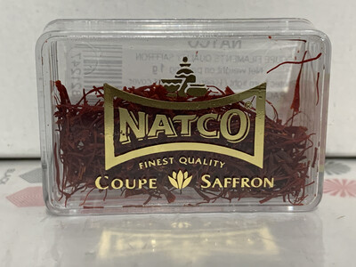 NATCO SAFFRON SPANISH 1GM