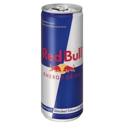 REDBULL ENERGYDRINK 25CL