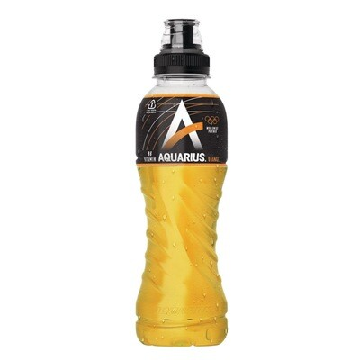 AQUARIUS ORANGE 50CL