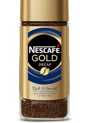 NESCAFE GOLD DECAF COFFEE 200GM