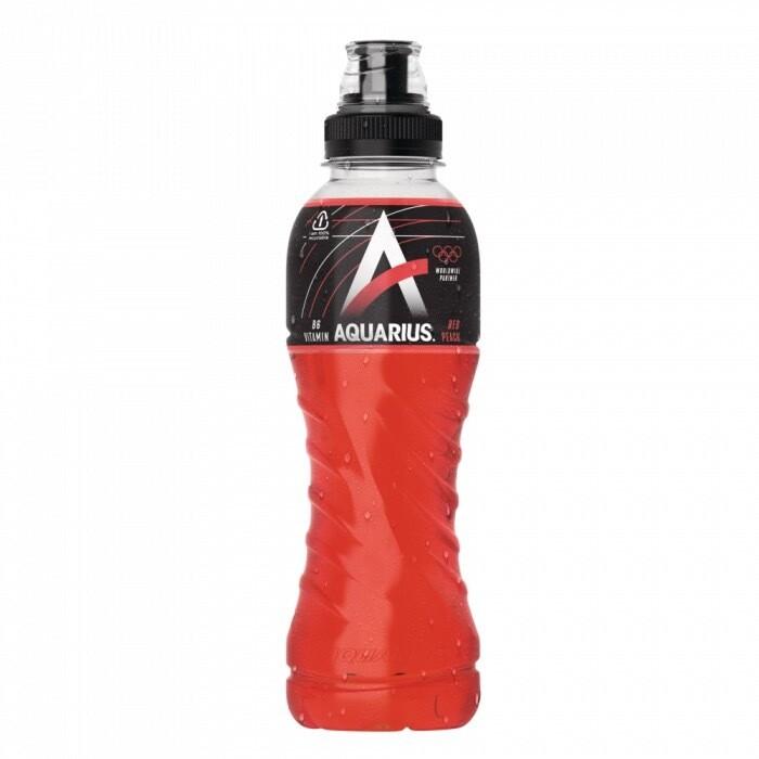 AQUARIUS RED PEACH 50CL