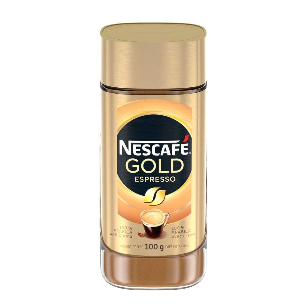 NESCAFE GOLD ESPRESSO 100GM