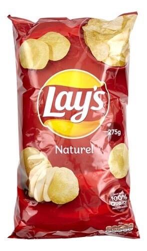 LAY'S NATUREL 275GM