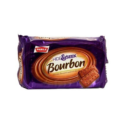 PARLE HIDE AND SEEK BOURBON BISCUITS 150GM