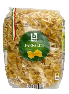 BONI FARFALLE 500GM