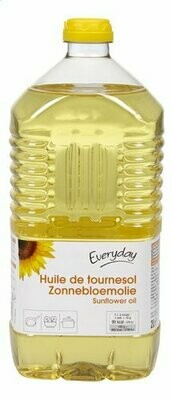 EVERYDAY SUNFLOWER OIL 2L