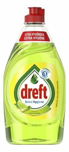DREFT HAND DISHWASH EXTRA HYGINE LIME 450ML