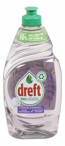 DREFT NATURALS LAVENDER 450ML
