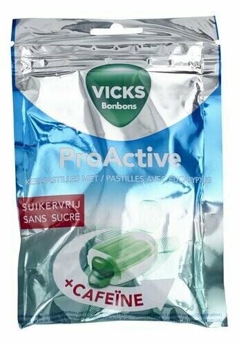 VICKS PRO ACTIVE 72G