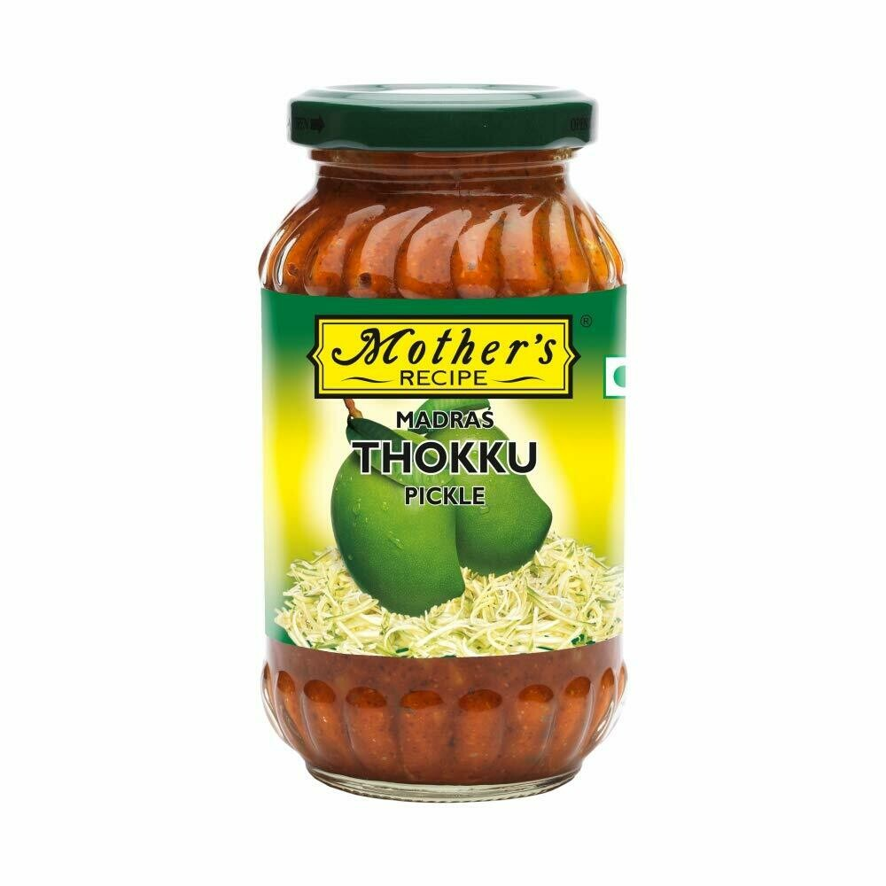 MOTHER'S MADRAS THOKKU PICKLE 300GM