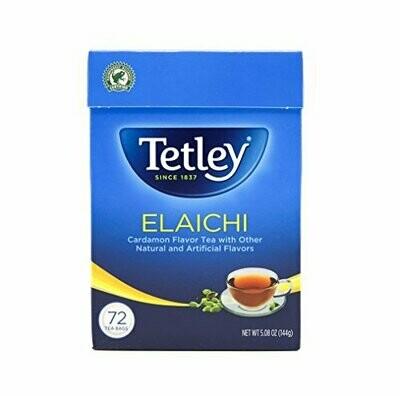 TETLEY ELAICHI TEA BAGS 72'S 144GM