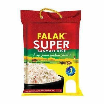 FALAK SUPER (FUSION) BASMATI RICE 5KG