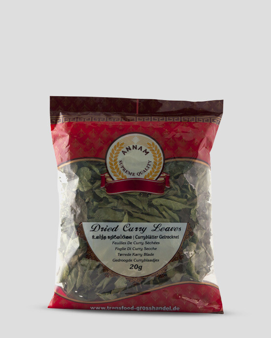 ANNAM DRIED CURRY LEAVES 20GM