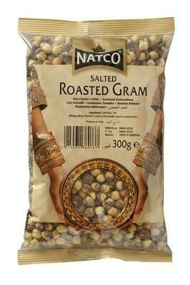 NATCO GRAM ROASTED SALTED 300G