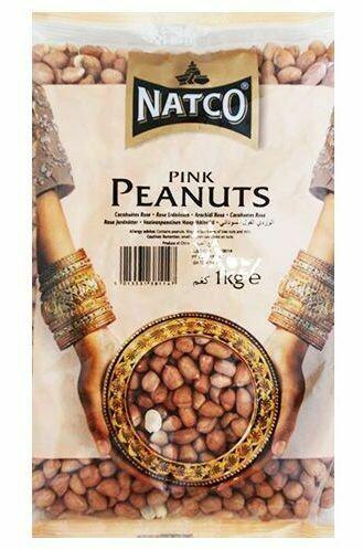 NATCO PEANUTS PINK 1KG