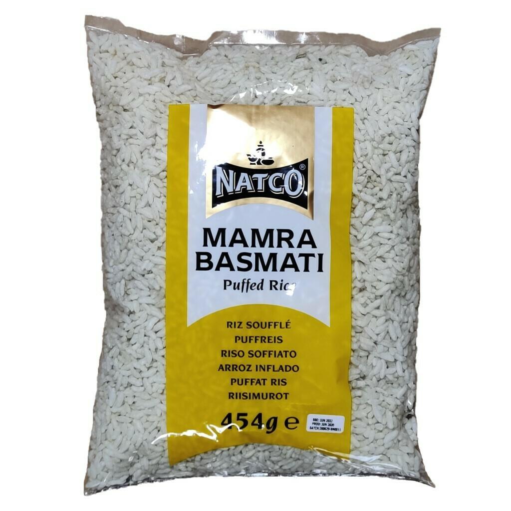 NATCO MAMRA BASMATI 454G