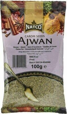 NATCO AJWAIN SEEDS 100G