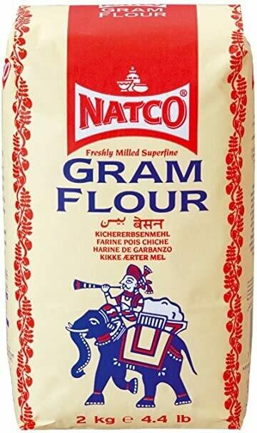 NATCO GRAM FLOUR SUPERFINE 2KG