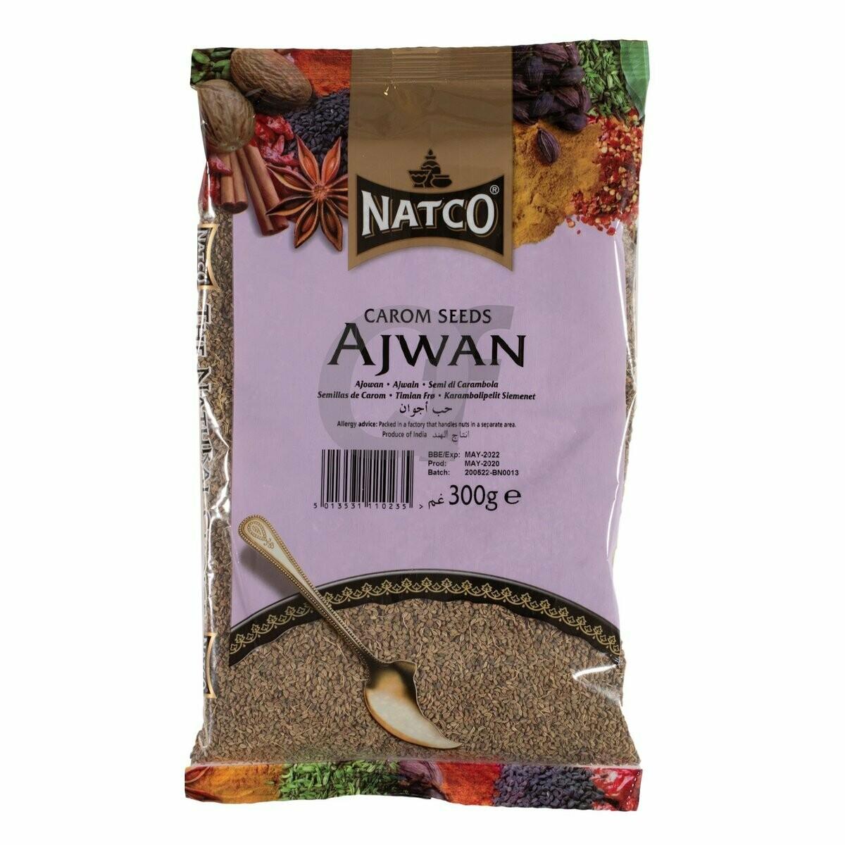 NATCO AJWAIN SEEDS 300G