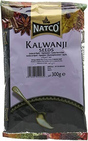 NATCO KALWANJI (NIGELLA) SEEDS 300G