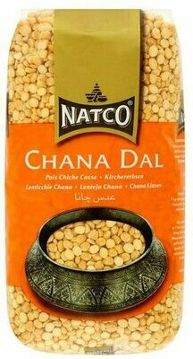 NATCO CHANA DALL POLISHED 500G