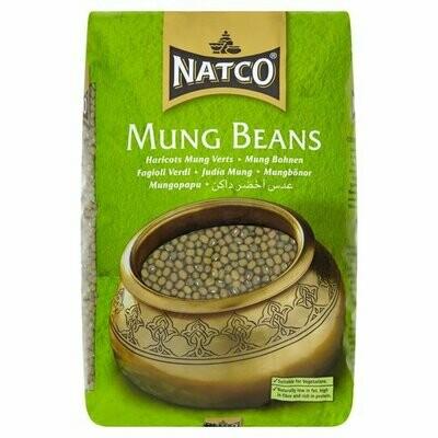 NATCO MUNG WHOLE 2KG