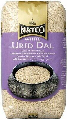 NATCO URID DALL WHITE 2KG