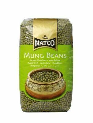 NATCO MUNG WHOLE 1KG