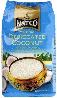 NATCO COCONUT DESICCATED MEDIUM 1KG