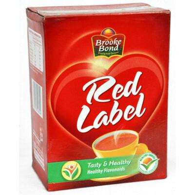 RED LABEL LOOSE TEA 1KG