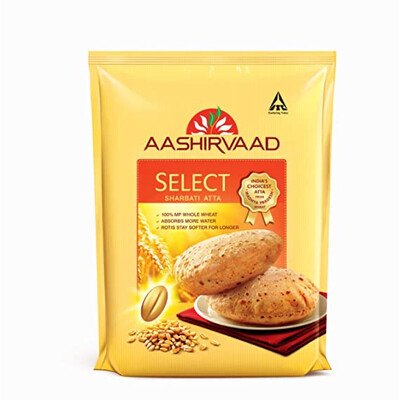 AASHIRVAAD SELECT ATTA 10KG (EXPORT PACK)