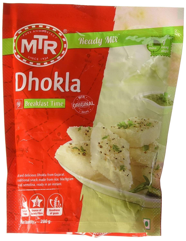 MTR DHOKLA MIX 200GM