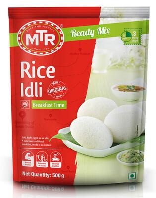 MTR RICE IDLI MIX 500GM