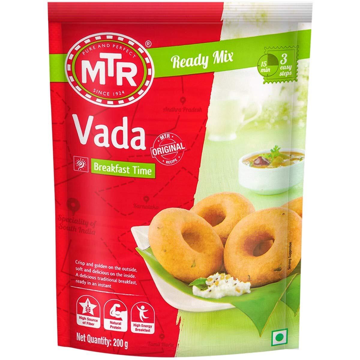 MTR VADA MIX 200GM