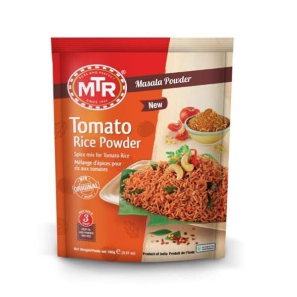 MTR TOMATO RICE POWDER 100GM