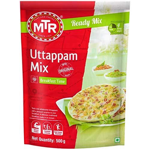 MTR UTTAPAM MIX 500GM