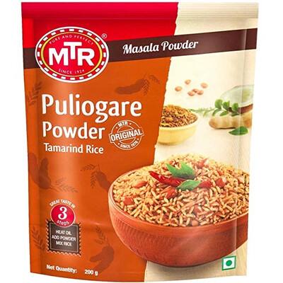 MTR PULIOGARE POWDER 200GM