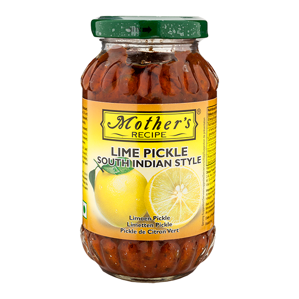 MOTHER'S LIME PICKLE IN SOUTH INDIAN STYLE 300G