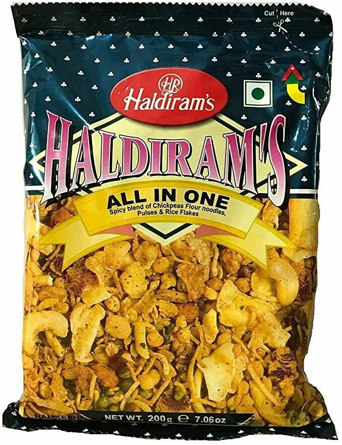 HALDIRAM'S ALL-IN ONE 200G (EXPORT PACK)