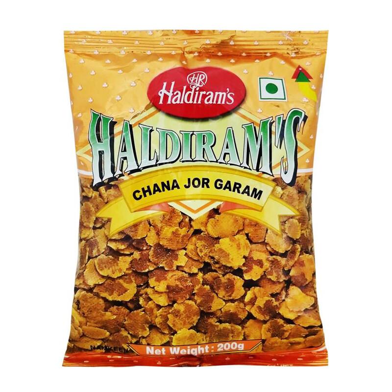 HALDIRAM'S CHANA JOR GARAM 200G (EXPORT PACK)