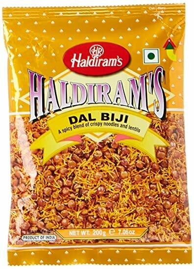 HALDIRAM'S DAL BIJI 200G (EXPORT PACK)