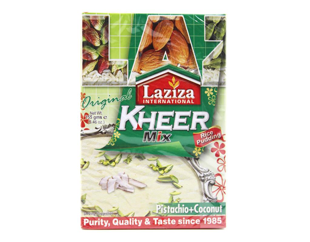 LAZIZA KHEER MIX PISTACHIO & COCONUT 155G